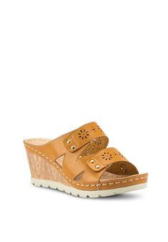 1f3aff27c178 41 Beach Shoes To Inspire Every Girl. Strappy WedgesWedge SandalsWomen s ...