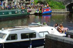25ft Buckingham Cruiser Canal Boat