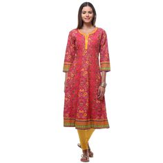 In-Sattva Women's Kurta Tunic