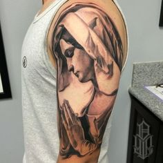Powerful religious tattoo Designs to Try (86)