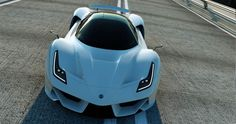 The ER W70 Supercar from Exotic Rides: Australian Designed, Florida Born