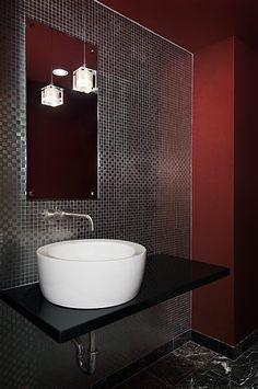 Stainless steel tiles~ I like I like <3