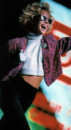 Bill Ling for Seventeen magazine, November 1985.
