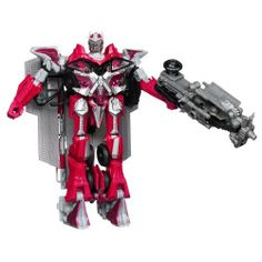 Transformers: Dark of the Moon - MechTech Voyager - Sentinel Prime by Hasbro. $13.99. From the Manufacturer                Sentinel Prime is ready for battle. After lying dormant for countless centuries the powerful Autobot is set to awaken on Earth. His close ties to Optimus Prime and the Autobots could form an alliance capable of finally destroying the Decepticons for good!                                    Product Description                 Hasbro Transformers: Dark of the M...