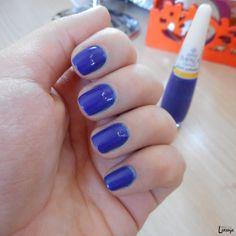 Esmalte da Semana | Azul Cobalto (Impala) | Nail Polish | Perspectiva Laranja