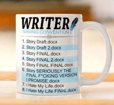 """WriterWriter on Twitter: """"So true😂!!! #writerslife #amwriting… """" Writer Tips, I Am A Writer, In Writing, Writing Prompts, Writing Ideas, I Got U, Laugh Till You Cry, I Hate My Life, Make Me Happy"""