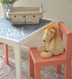 Give your kid's room personality . at a low cost! Life Hacks, Mom Hacks, Ikea Hackers, Toy Rooms, Book Nooks, Playroom, Kids Toys, Nursery, Furniture