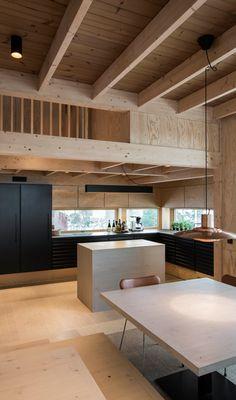 widjedal racki arkitekt / villa moelven, stockholm