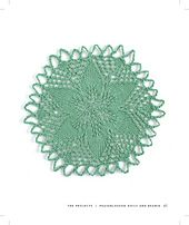 Ravelry: Peaseblossom Doily pattern by Andrea Jurgrau