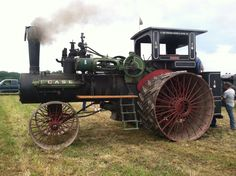 110hp Case steamer @ 70th annual national threshers reunion..