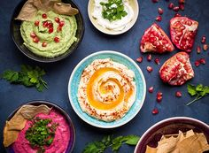 When it comes to party food dips are often one of the first go-to foods that people purchase (stock image)