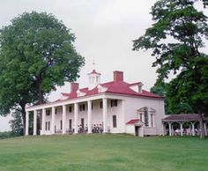 Mt. Vernon, Virginia.  One of the most fascinating historical landmarks in our country.