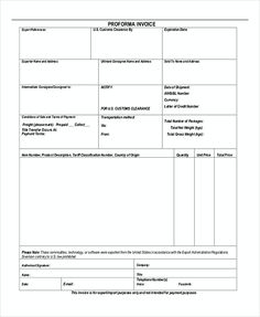 Modern Professional Excel Invoice Template Invoice Templates - Simple invoice template pdf
