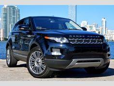 Land Rover : Evoque Prestige Sport Utility 4-Door