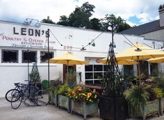 In a city with no shortage of places to dine, the newly mintedLeon's Oyster Shopin Charleston, South Carolina, is a scruffy but comfy jewel that lives up to its hype. Housed in a former auto shop...