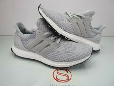 newest collection 4372b 1efb5 DS Adidas Ultra Boost BB6059 CLEAR GREY 3.0 9.5