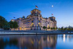 El Reichstag es un tres en uno