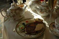 Tea at the Phoenician