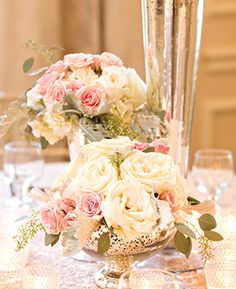 Ricky Whitley Bridal Events Florist | J. Messer Photography | The Tutwiler Hotel | #AlabamaWeddings #Wedding