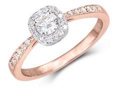 Diamant Coupe Ronde Blanc Cristal Saphir Femmes Mariage Or Rose Calin Boucles d/'oreilles