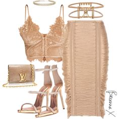 Untitled #3345 by breannamules on Polyvore featuring moda, Balmain, Giuseppe Zanotti, Humble Chic and Louis Vuitton