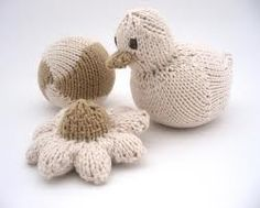 knitted toys free patterns - Google Search