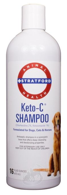 Stratford Pharmaceuticals Keto-C Medicated Dog Shampoo - Cucumber Melon >>> Click on the image for additional details. (This is an affiliate link and I receive a commission for the sales) #Pets