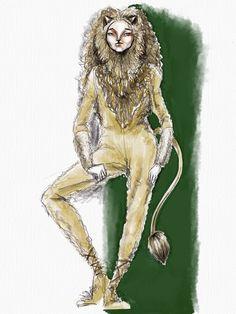 costume drawing -오즈의 마법사-샂ㅏ