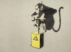Banksy's Monkey Detonator
