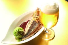 Maridaje de sardina y cerveza