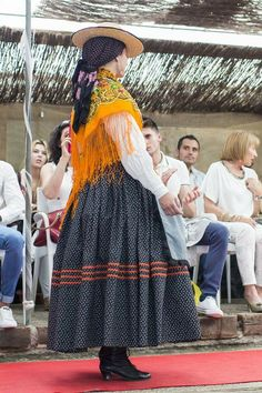 Folk Costume, Costumes, European Dress, Folk Clothing, Folklore, Lace Skirt, Portugal, Culture, Embroidery
