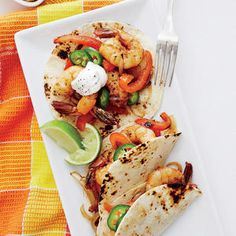 Sizzling fajitas and a sweet-and-zesty slaw will spice up your summer nights.
