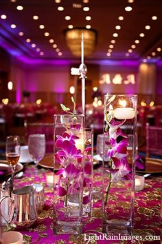 indian wedding reception decor floral photography http://maharaniweddings.com/gallery/photo/10309
