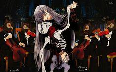 Black Butler #Ciel #Sebastian #Anime