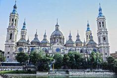 Basilica de Nuestra Senora del Pilar | ... página de Catedral-Basílica de Nuestra Señora del Pilar Guardar