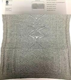 Designer: Maripaz Munoz - knitGrandeur: FIT & Baruffa Collaboration: Linear Stitch Design Project, featuring Baruffa Cashwool.