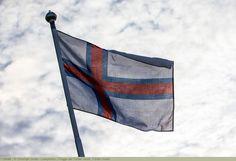 Flagge der Färöer Inseln, Färöer Inseln