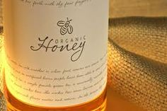 organic honey - Google Search