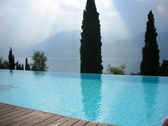 Hotel Bellevue San Lorenzo in Malcesine Lake Garda Italy.