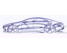 Learn how to draw a car using our step by step tutorials. Sports cars, classic cars, imaginary cars - we will show you how to draw them like the pros. Car Design Sketch, Car Sketch, Automotive Design, Auto Design, Automobile, Car Drawings, Transportation Design, Concept Cars, Cars And Motorcycles