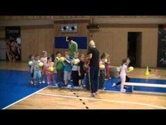 (11) Opičí dráha - YouTube Basketball Court, Youtube, Sports, Hs Sports, Excercise, Sport, Exercise