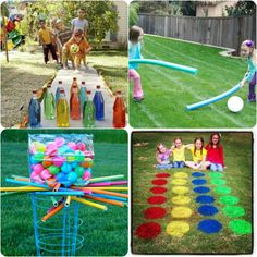 Jeux extrieurs fun outdoor arts and crafts ideas for kids Outdoor Activities For Kids, Summer Activities, Crafts For Kids, Activity Games, Fun Games, Party Games, Party Fun, Outside Games, Backyard Games
