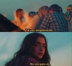 ImageFind images and videos about phrases, frases and lily collins on We Heart It - the app to get lost in what you love. Tumblr Quotes, Sad Quotes, Movie Quotes, Life Quotes, Deep Quotes, Rebel, Learn Spanish Free, Movie Lines, Lily Collins