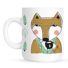 taza foxy