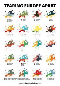 Die Welt Verstehen : Atlas of Prejustice