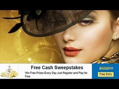 How to sweepo com instruction Free Cash, Free Entry, Internet, Money, Game, Silver, Gaming, Toy, Games