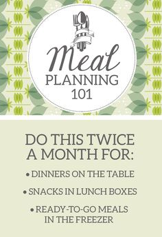 Budget meal planning 383931936968580106 - I have had a few readers ask me how I meal plan. I hope you are ready for a novel, b/c I wrote one. 🙂 While I was pregnant with Elli… Source by mzekes Monthly Meal Planning, Family Meal Planning, Budget Meal Planning, Meal Planing, Family Meals, Planning Board, Family Budget, Group Meals, Frugal Meals