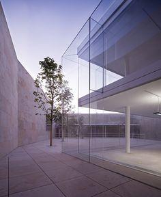 Galeria de Oficinas Zamora / Alberto Campo Baeza - 3