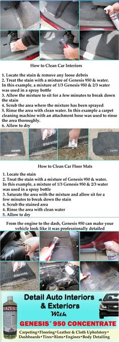 15 car cleaning hacks that will clean your car better than you ever had nettoyage et truc. Black Bedroom Furniture Sets. Home Design Ideas