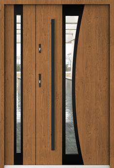 porte d entrée sécurisée | porte entree double | porte double vantaux | porte d entrée double Modern Entrance Door, Modern Front Door, Entrance Doors, Double Front Entry Doors, Solid Doors, Winchester, Glazed Doors, Glazed Glass